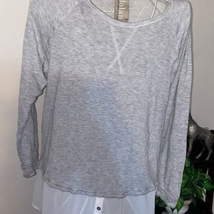 Very nice Dolan long sleeve blouse size medium